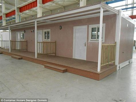 deco shipping container homes ready in just weeks for