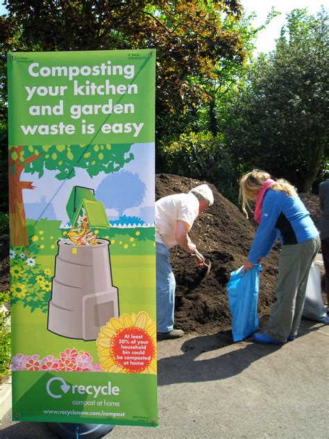Compost Giveaway 2016 - ealing council compost giveaway day 2016 west london waste