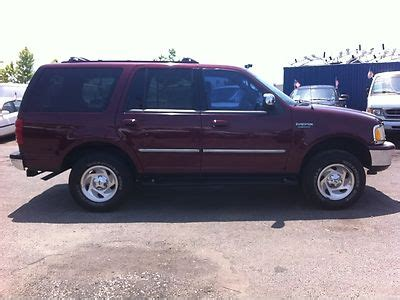 purchase used 98 ford expedition xlt ext gray cloth