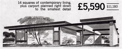 Affordable House canberra house pettit amp sevitt housing 1966 1978