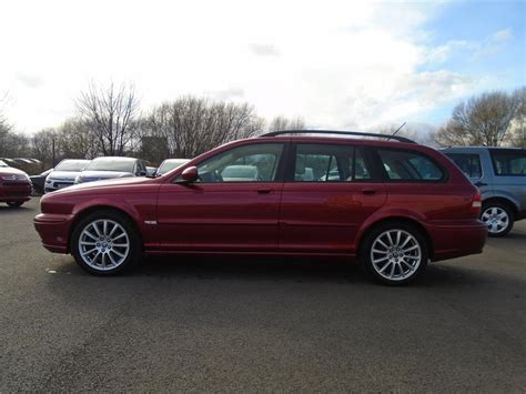 used 2005 jaguar x type estate 2 0 d for sale in south
