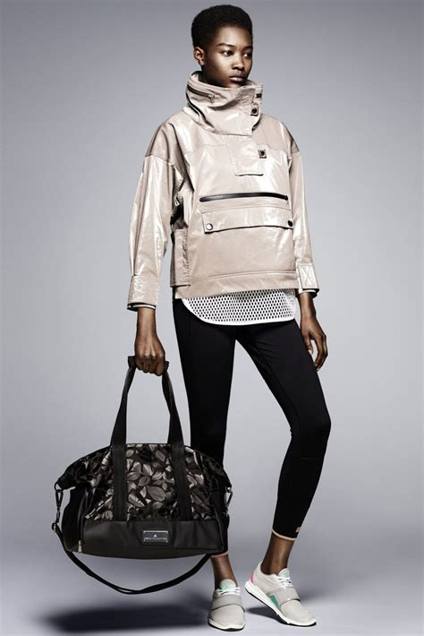 Do In Style With Stella Mccartneys Adidas by Stella Mccartney Leaps Forward With Fall Winter 2015
