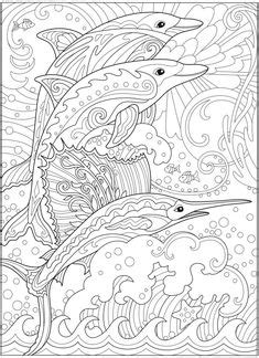 1391 Best Creative Haven coloring pages By Dover images
