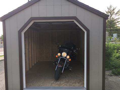 mini garage sheds north country sheds