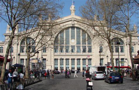 Paris Nord Est O 249 Travailler O 249 Trouver Ses Bureaux Bureau De Change Gare De L Est