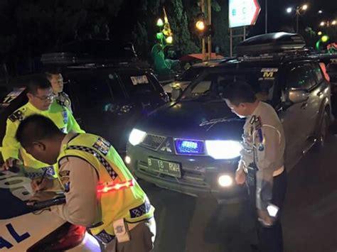 Jual Rotator Mobil terjadi lagi konvoi mobil dicegat polisi akibat pakai