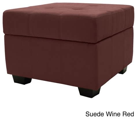 24 storage bench vanderbilt tufted padded hinged 24 inch square storage