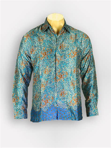 Baju Batik Pria Di Tanah Abang baju batik pria aryasena 091 batik tanah abang