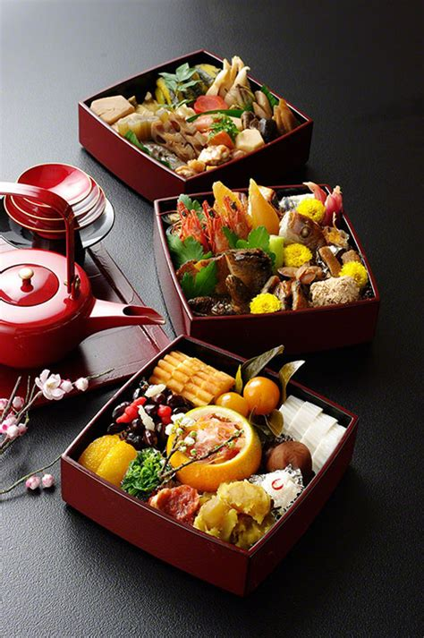 gorgeous japanese new year s food osechi