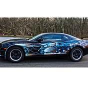 Custom Airbrushing My Chevrolet Camaro Speed Video  YouTube
