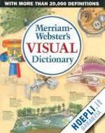 libreria webster merriam webster s visual dictionary merriam webster