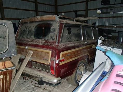 1987 jeep wagoneer interior 1987 jeep grand wagoneer rust free 5500 royal oak or