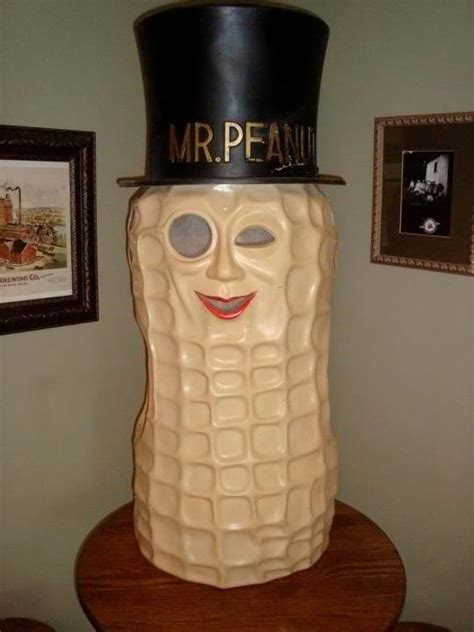 1950s planters peanut mr peanut costume coin op cool