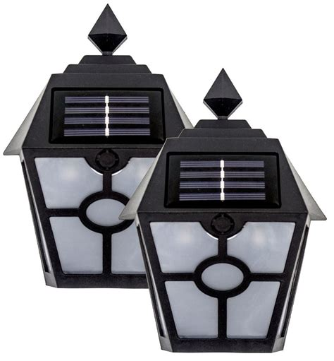 solar outdoor garage lights solar lights wall light outdoor led l for garage door