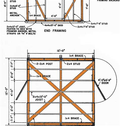 shed plans  wich