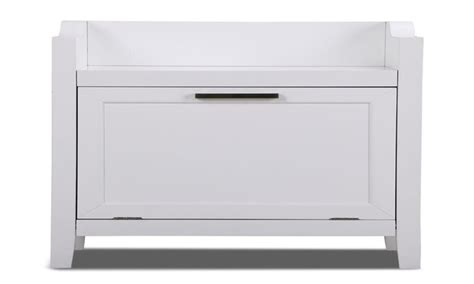 laundry storage bench 58 off on bathroom storage chest cabine groupon goods