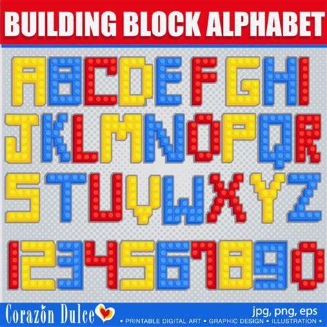 image gallery lego alphabet clip art