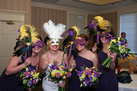 mardi gras wedding ideas the snapknot