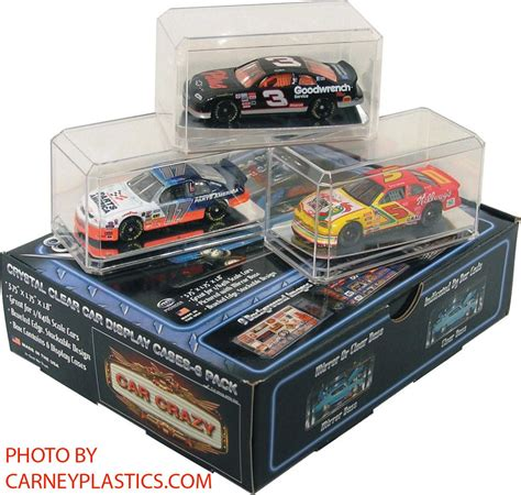 Display Acrylic Hotwheels Isi 50 wheels display 1 64 scale 6 pack ebay