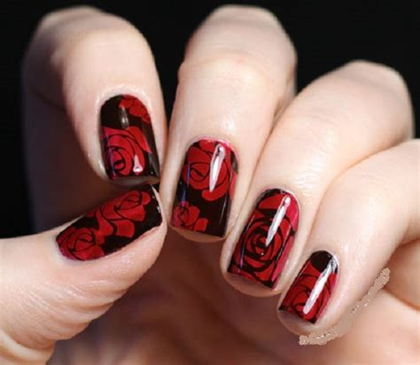 Nägel Rot by Nail Www Pixshark Images Galleries With A