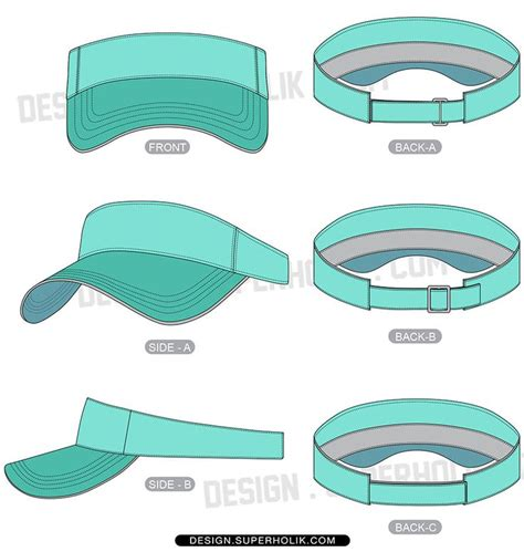 6 panel hat template 375 best images about fashion vector templates on