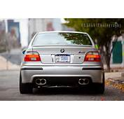 Bmw E39 M5 Silver 2  Rides &amp Styling