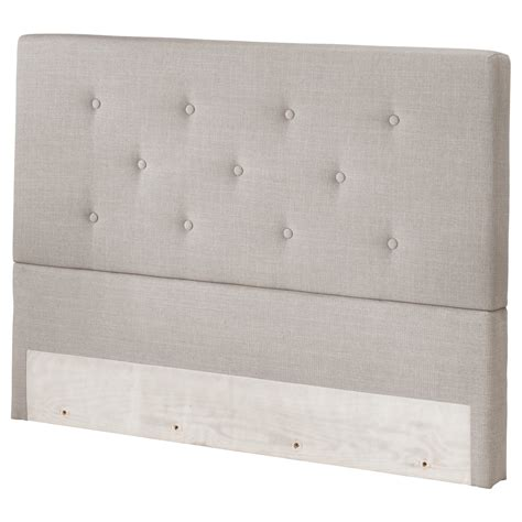 ikea white headboard bekkestua headboard natural colour standard king ikea