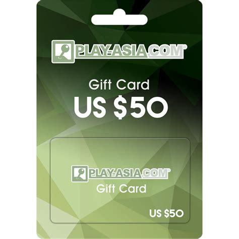 play asia com gift card usd50 digital - Play Asia Gift Card