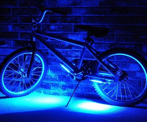 Image Gallery Led Bike Led Light Strips For Bikes