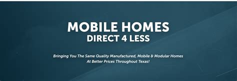 mobile homes direct 4 less privacy policy