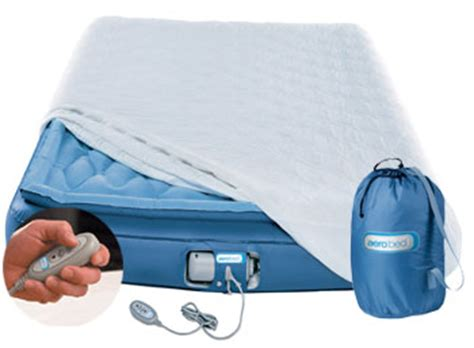 aerobed classic pillowtop single or king express delivery by uk based company