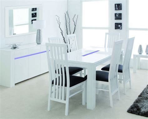 white table and chairs funky dining tables dining table and chairs