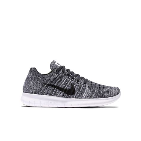nike running shoes for kid nike free rn flyknit running shoes for white black