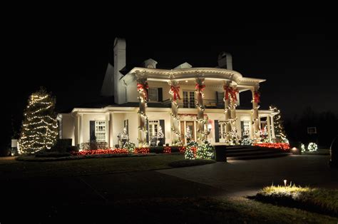 lights in a house outside christmas lights ideas homesfeed