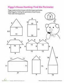 printable shapes to measure perimeter find the perimeter find the perimeter geometry and