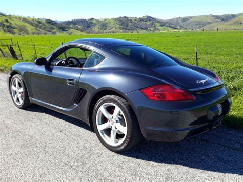 porsche cayman for sale california sell used 2007 porsche cayman s in los angeles california