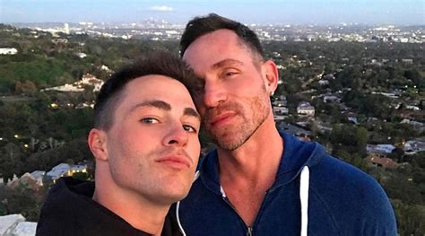 colton haynes boyfriend jeff leatham are engaged