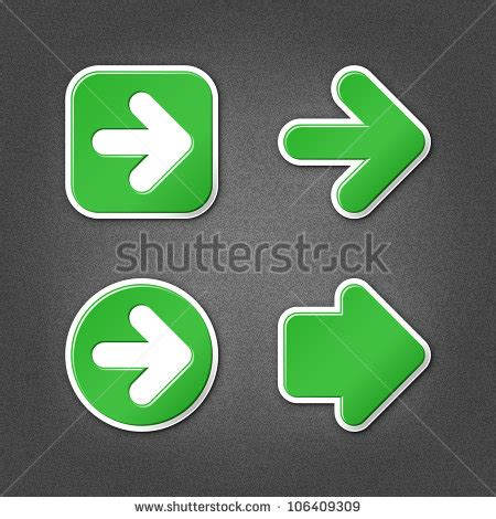 arrow label color sticker satin icon web button empty arrowheads symbol stock images royalty free images