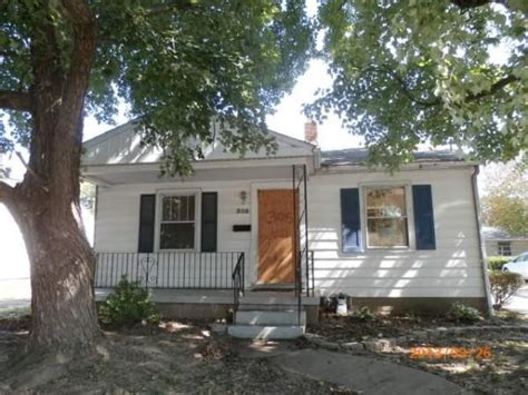 305 n tekoppel ave evansville in 47712 foreclosed home