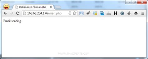 tutorial linux mail server การต ดต ง mail server smtp สำหร บส งอ เมล ด วย php บน
