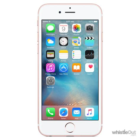 apple 6s mobile iphone 6s 128gb on telstra plans compare plans deals