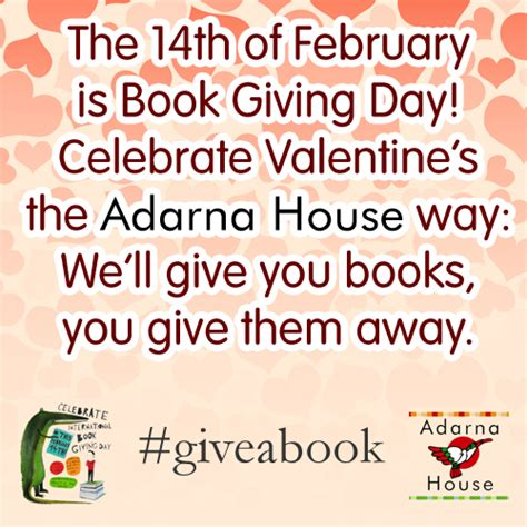 the day the pudding got away books adarna house to give away free books for int l book giving