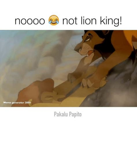 Lion King Meme Generator - lion king meme generator everything the light touches king