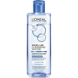 Loreal Partners With Armani On Skin Care by L Oreal Micellar Cleansing Water Complete Cleanser