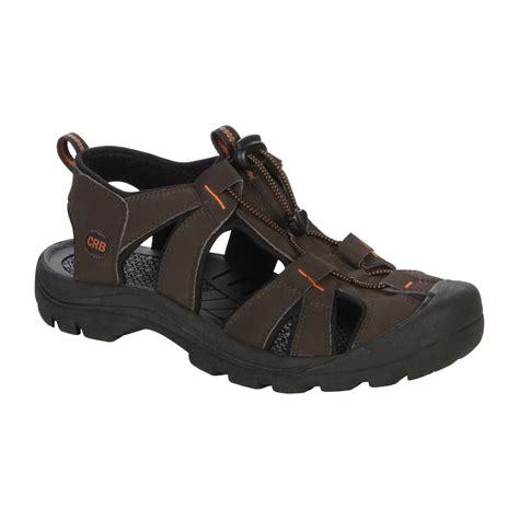 sears mens sandals river blues mens peak brown clothing shoes
