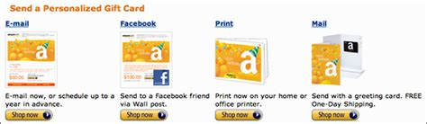 Send Amazon Gift Card Via Email - how do i buy my friend an amazon gift card ask dave taylor