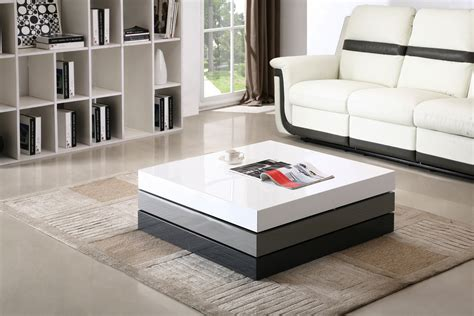 Cw01 Modern Coffee Table Cado Modern Furniture