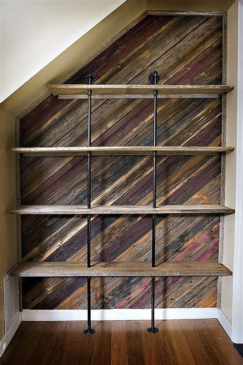 Stairs Closet Shelving by Best 25 Basement Stairs Ideas On
