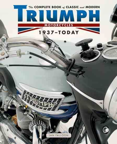 triumph motorcycles in america books 9 great motorcycle books classic motorcycle gear
