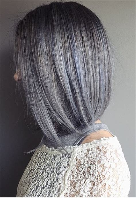 grey hair on pinterest silver hair gray hair colors and gray hair mane interest